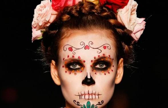 peinados-halloween-trenza-corona-calavera-mexicana-catrina-700x450